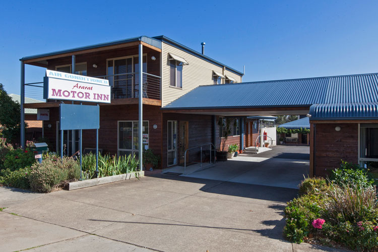 Motel Facilities At Ararat Motor Inn Ararat
