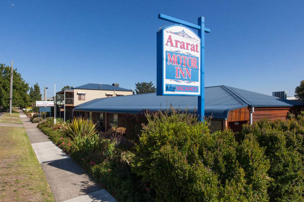 At Ararat Motor Inn, we offer 14 comfortable rooms at affordable rates