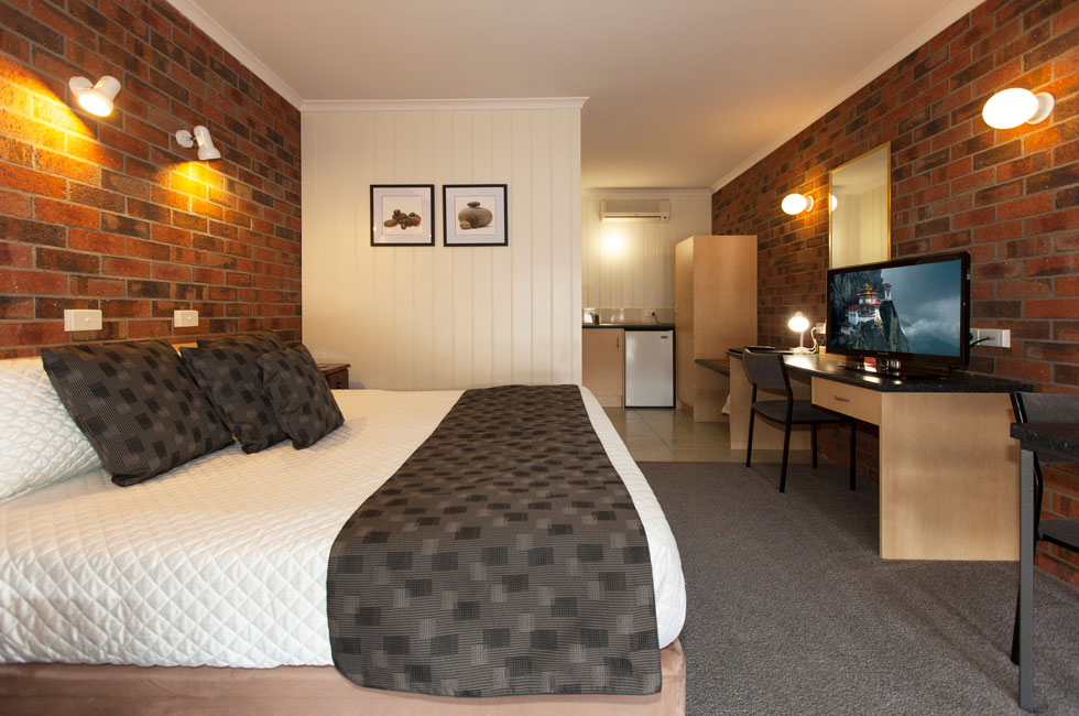 Ararat Motor Inn offers quality accommodation, attentive and relaxed service